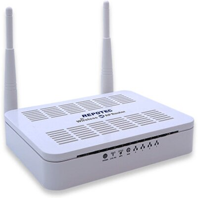 Безжичен рутер REPOTEC RP-WR5822 - Wireless-ac Dual-Band 4-P Gigabit AP Router, 2T2R