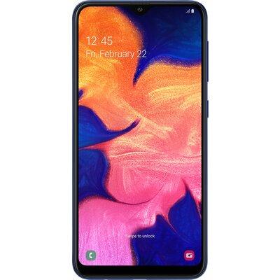 Телефон Samsung Galaxy A10 32GB син