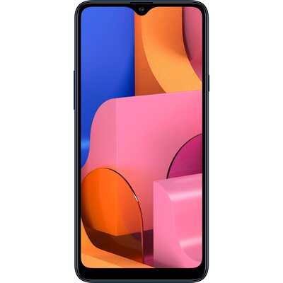 Телефон Samsung Galaxy A20s 32GB, син