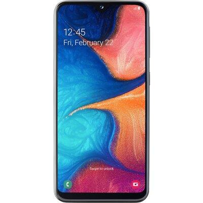 Телефон Samsung Galaxy A20e SM-A202 - 32GB, Черен