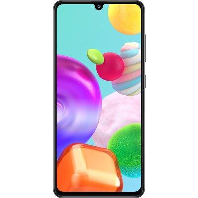 Телефон Samsung Galaxy A41 - 64GB Черен
