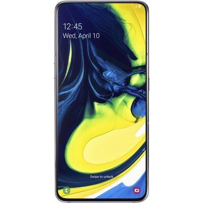 Телефон Samsung Galaxy A80 128GB, Ghost White