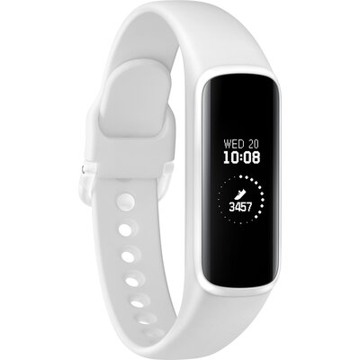 Smart гривна Samsung Galaxy Fit e, бяла