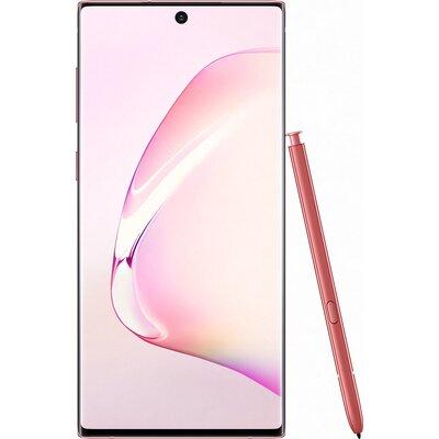 Телефон Samsung Galaxy Note10 - Розово сияние