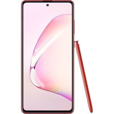 Телефон Samsung Galaxy Note10 Lite - Червено сияние