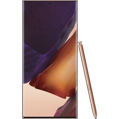 Телефон Samsung Galaxy Note20 Ultra - Мистично Бронзово