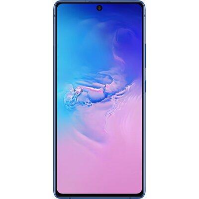 Телефон Samsung Galaxy S10 Lite 128GB, Синя призма