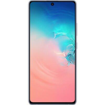 Телефон Samsung Galaxy S10 Lite 128GB, Бяла призма