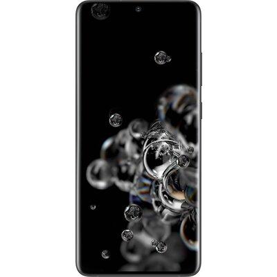 Телефон Samsung Galaxy S20 Ultra 5G 128GB, Kосмическо черно