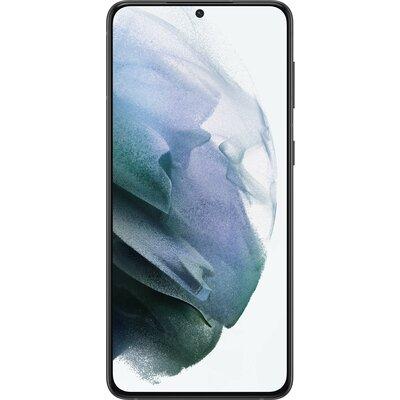 Телефон Samsung Galaxy S21+ 5G - 256GB, Загадъчно Черно