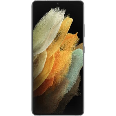 Телефон Samsung Galaxy S21 Ultra 5G - 256GB, Загадъчно Сребърно
