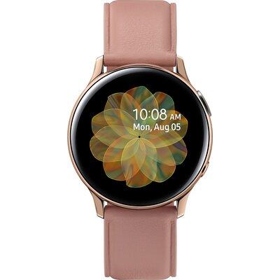 Smart часовник Samsung Galaxy Watch Active2 Stainless Steel 40mm, Gold