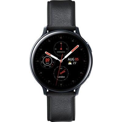 Smart часовник Samsung Galaxy Watch Active2 Stainless Steel 44mm, Black