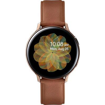 Smart часовник Samsung Galaxy Watch Active2 Stainless Steel 44mm, Gold