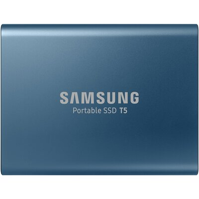 Преносим външен SSD Samsung T5 250 GB