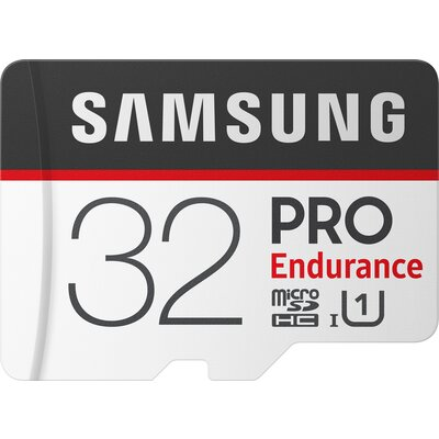 microSD карта Samsung PRO Endurance 32GB