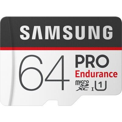 microSD карта Samsung PRO Endurance 64GB