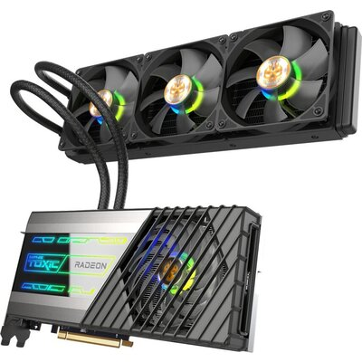 Видео карта SAPPHIRE TOXIC AMD Radeon RX 6900 XT Extreme Edition