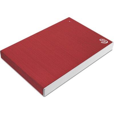 Портативен външен диск Seagate Backup Plus Slim 1TB Red