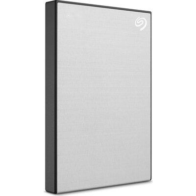 Портативен външен диск Seagate Backup Plus Slim 1TB Silver
