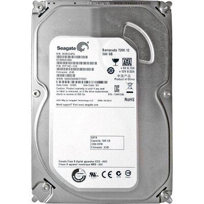 Твърд диск Seagate Barracuda 7200.12 500GB - ST3500413AS