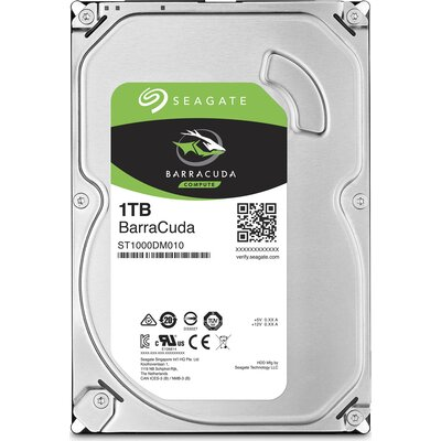Твърд Диск Seagate BarraCuda 1 TB - ST1000DM010