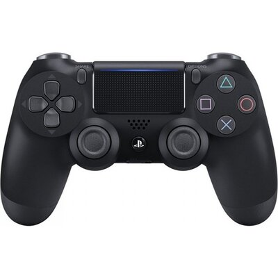 DualShock 4 Jet Black | PS4