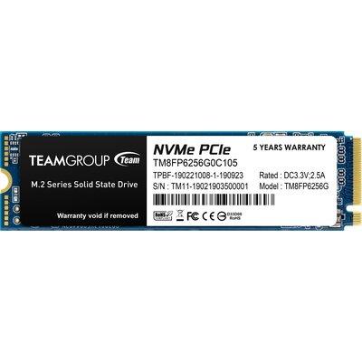 SSD TEAMGROUP MP33 M.2 PCIe 256GB