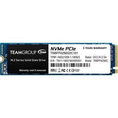 SSD Team MP34 M.2 PCIe 256GB