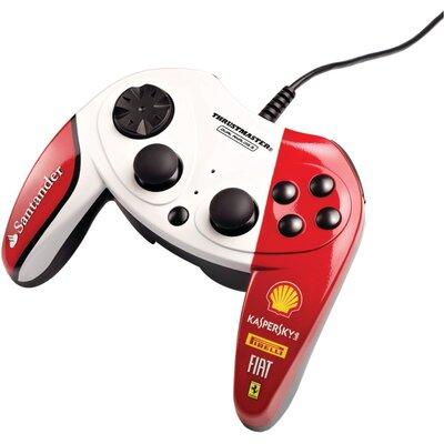 Жичен геймпад Thrustmaster F1 Dual analog Gamepad Ferrari 150th Italia Exclusive Edition