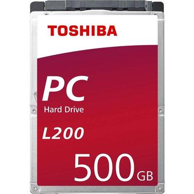 """2.5"""" Твърд Диск Toshiba L200 Slim 500GB"""
