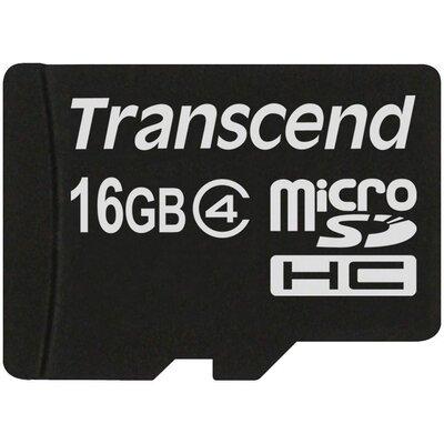 Transcend microSDHC 16 GB Class 4