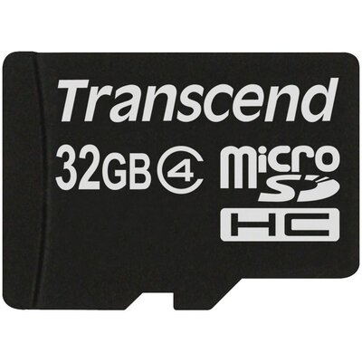 Transcend microSDHC 32 GB Class 4