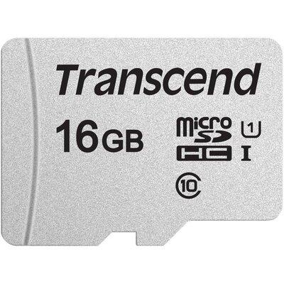 microSDHC карта Transcend 300S 16GB U1