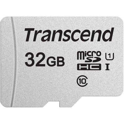 microSDHC карта Transcend 300S 32GB  U1