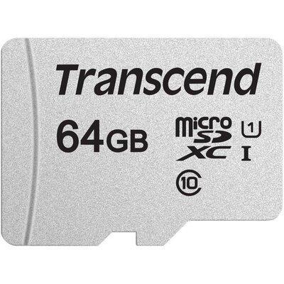 microSDXC карта Transcend 300S 64GB U1