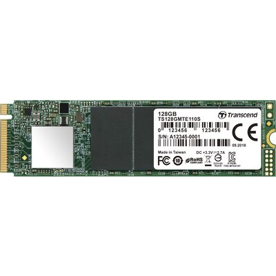 SSD Transcend 110S PCIe M.2 128GB