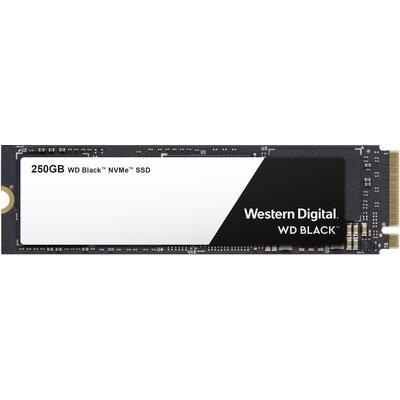 SSD WD Black 250GB M.2 2280 - WDS250G2X0C