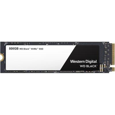 SSD WD Black 500GB M.2 2280 - WDS500G2X0C