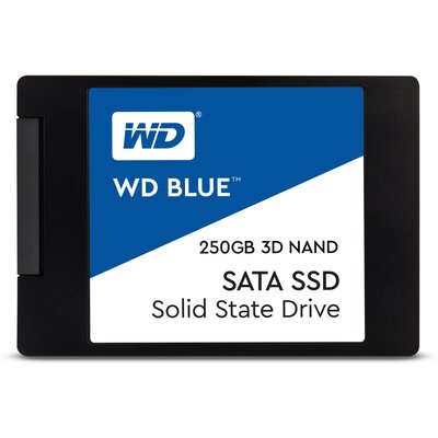SSD WD Blue 3D NAND 500 GB
