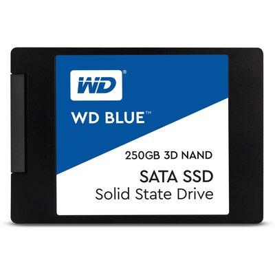 SSD WD Blue 3D NAND 250 GB