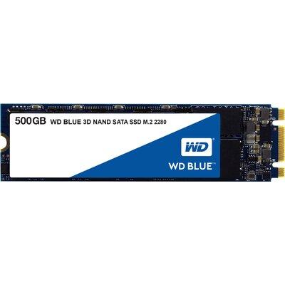 SSD WD Blue 3D NAND 500 GB M.2 2280