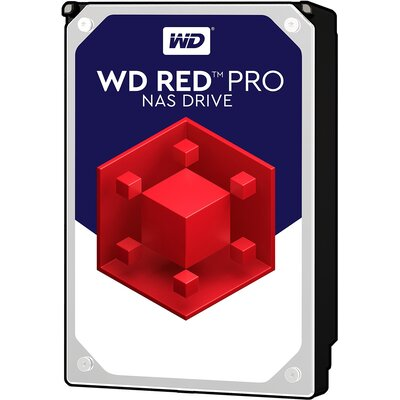 Твърд диск WD Red Pro NAS 2TB - WD2002FFSX
