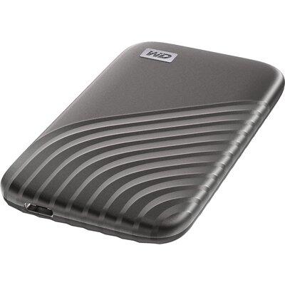 Преносим външен SSD WD My Passport 2020 500GB Gray