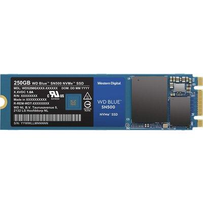 SSD WD Blue SN500 250GB NVMe