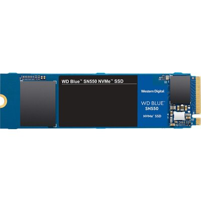 SSD WD Blue SN550 500GB NVMe