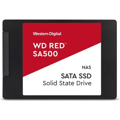 SSD WD RED SA500 NAS SATA 500GB