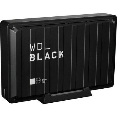 Настолен външен диск WD WD_BLACK D10 Game Drive 8TB