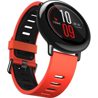 Smart часовник Xiaomi Smartwatch Amazfit PACE Red Band