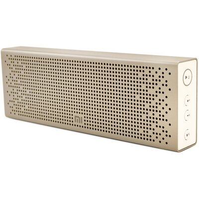 Портативна Bluetooth колонка Xiaomi Mi Bluetooth Speaker, Gold